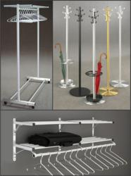 Glaro Inc.Coat Racks, Coat Trees, and Coat Tree/Umbrella Stand Combinations